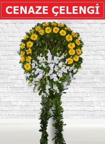 Cenaze Çelengi cenaze çiçeği  İzmir Konak online çiçek gönderme sipariş