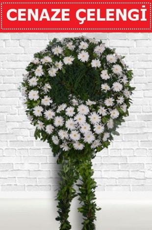 Cenaze Çelengi cenaze çiçeği  İzmir Konak cicek , cicekci
