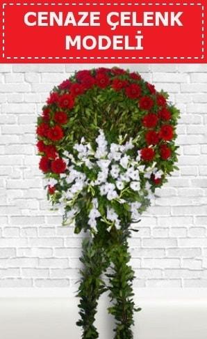 Cenaze Çelengi cenaze çiçeği  İzmir Konak uluslararası çiçek gönderme