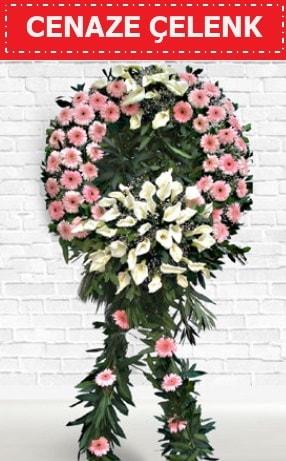 Çelenk Cenaze çiçeği  İzmir Konak çiçek online çiçek siparişi