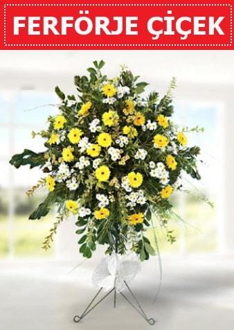 Ferförje çiçeği modeli  İzmir Konak online çiçek gönderme sipariş