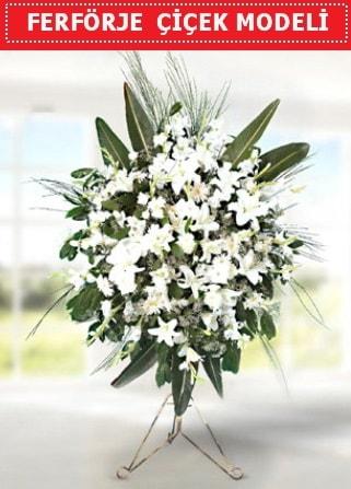 Ferförje çiçek modeli  İzmir Konak hediye sevgilime hediye çiçek